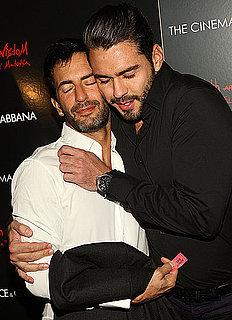 Marc Jacobs and Lorenzo Martone Weather Rumors with Hugs