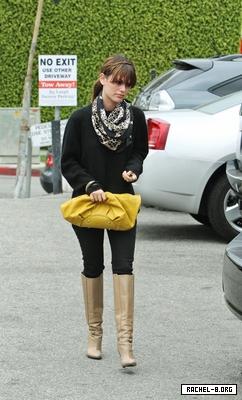 Rachels outfit, Love it or Hate it?
