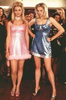 Romy and Michelles high school reunion, who likes it? :)