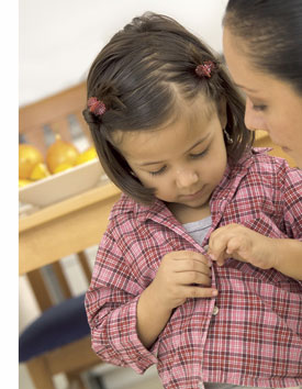Tell Mommy: Does Your Tot Have Her Own Personal Style?