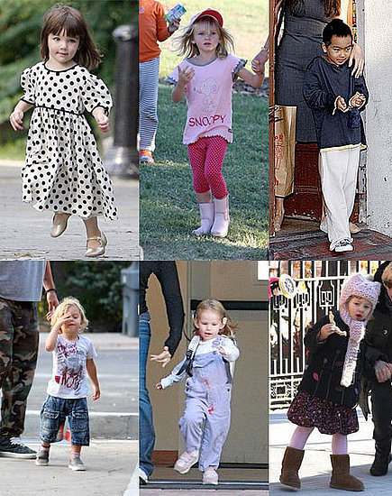Who Is the Most Stylish Celebaby?