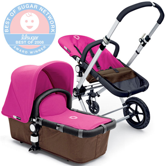 Best of 2008: Bugaboo Wins Top Buggy!