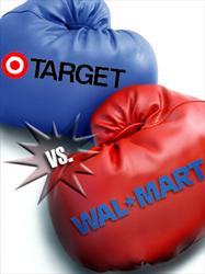 Wal-mart vs Target