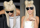 Lady GaGa Hair 2009-01-16 04:30:00