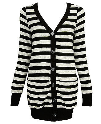 Forever21.com - Fashion Tops - Striped Sweater
