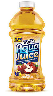 Introducing Welch's AquaJuice™: Let Them Drink Juice!