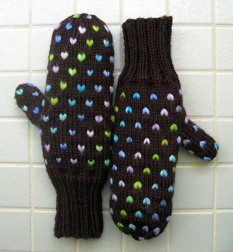 I want to make these Mitts!