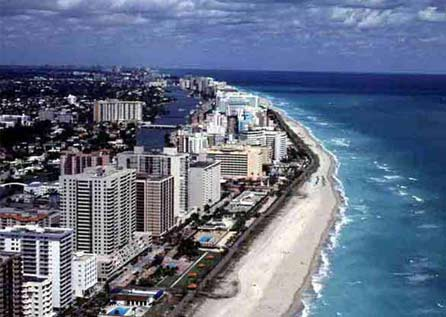 Top Vacation Spots In America: Round 1: Couple 1: Miami (FL) or Malibu (CA)?