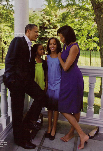 Video*  An American Family -- The Obamas