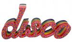 Simply Fab: Disco Plaque