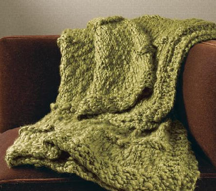 Desire/Acquire:  Warm Wool Throws