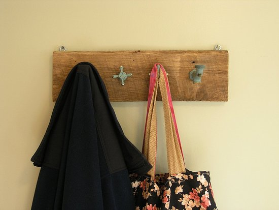 Etsy Find:  A Real Turn-On Coatrack