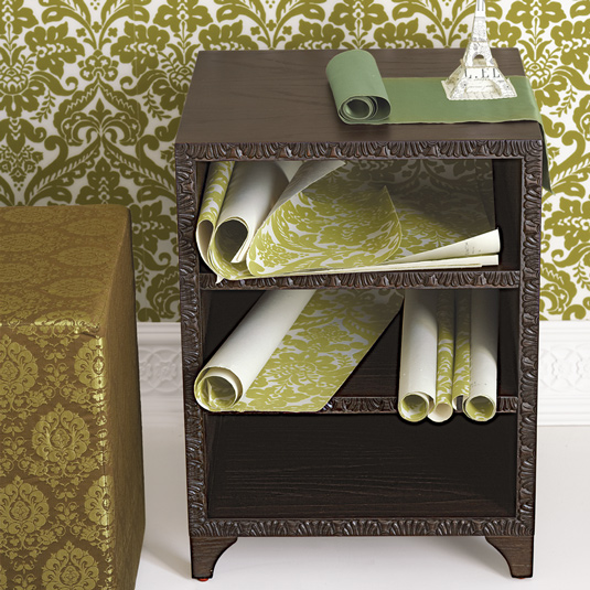 Steal of the day: Brocade Hand-Carved Side Table
