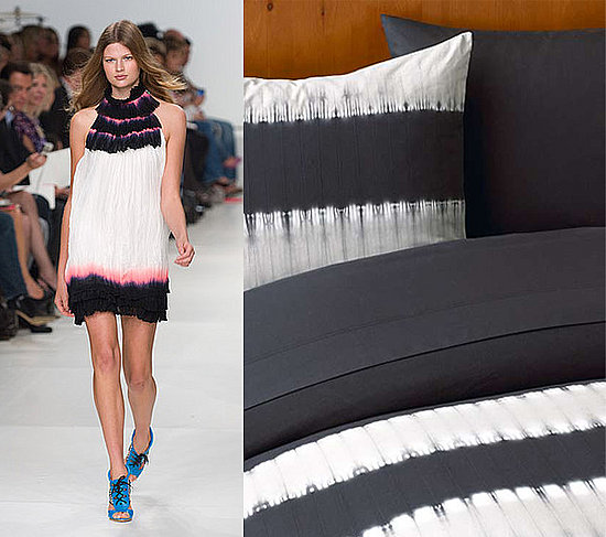 Inspired:  Matthew Williamson Tie-Dye Dress