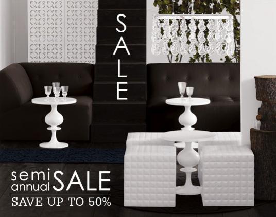 Sale Alert: Brocade Home Semi-Annual Sale
