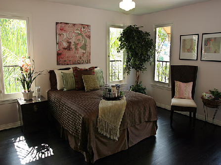 What You're Wanting: Redecorate Johnny Knoxville's Boudoir