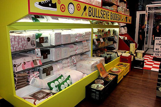 This Just In: Target Takes Manhattan With Bullseye Bodegas