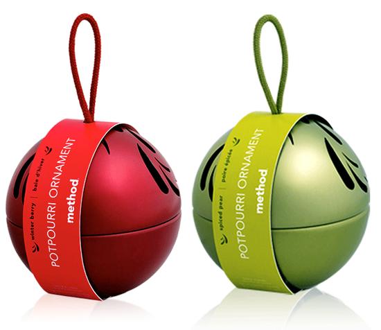 Casa Verde: Method Potpourri Ornament