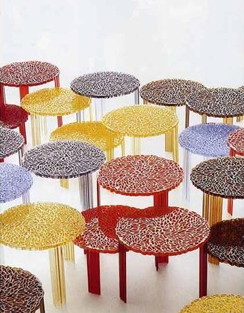 Desire/Acquire: Filigree-Top Tables