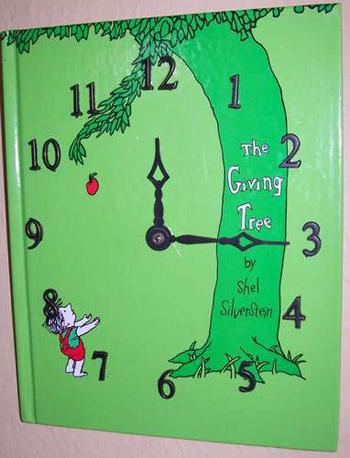 DIY: Literary Clock