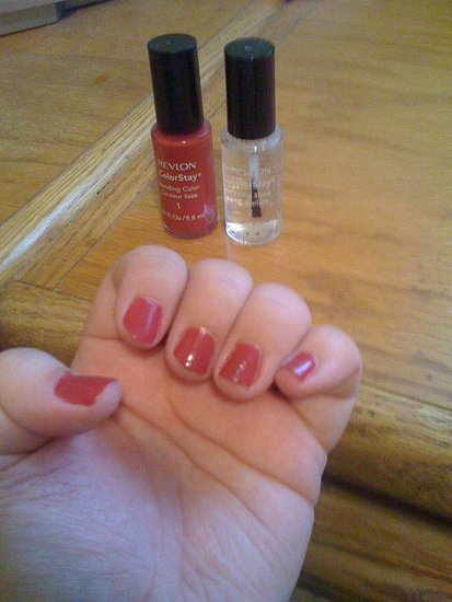 Revlon Colorstay Nailpolish