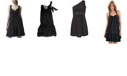 cute black dresse