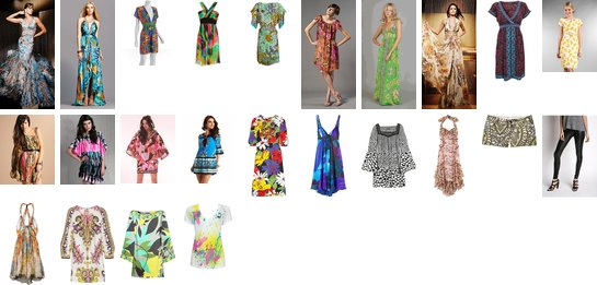 beautiful EXOTIC dresses