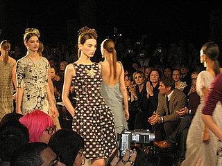 New York Fashion Week, Fall 2009: Jason Wu