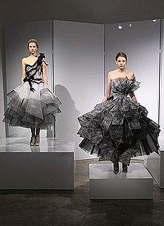2009 Fall New York Fashion Week: Marchesa