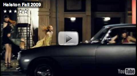 FABTV: Halston Fall '09 Presentation