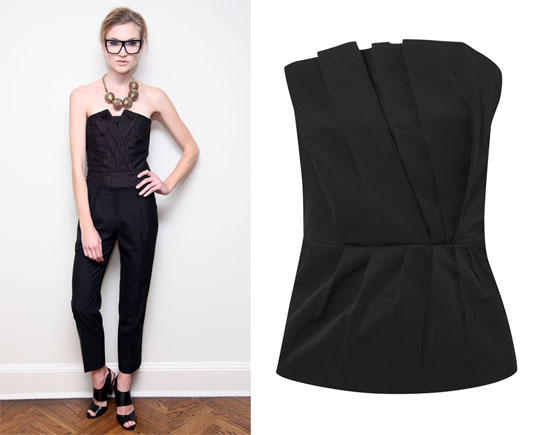 Fab Finger Discount: French Connection Cosmic Wonder Tube Top