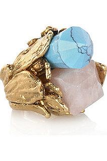 Spring Trend: Rough Stone Jewelry