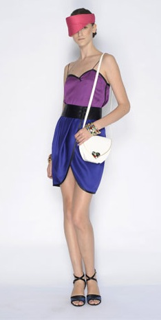 The Look For Less: Marc Jacobs Silk Tulip Skirt