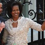 Fab Flash: Michelle Obama's UK Wardrobe