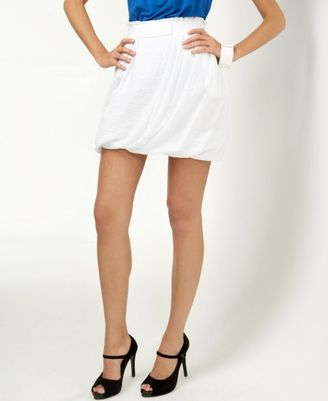 Fab Finger Discount: BCBG Max Azria Spring Bubble Skirt