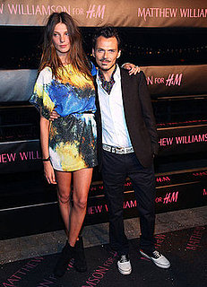 Mary-Kate Olsen, Helena Christensen, Lucy Liu, Olivia Palermo Attend Matthew Williamson for H&M Summer Line Launch Party