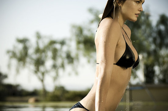 Hurley and Model Bar Refaeli Introduce the Little Black Bikini