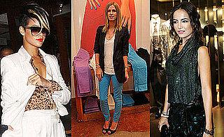 Photos of Rihanna, Nicky Hilton, and Camilla Belle