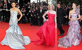 Photo of Eva Longoria, Elizabeth Banks, and Abbie Cornish at 2009 Cannes Film Festival