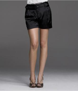 Trend Alert: Silk Shorts
