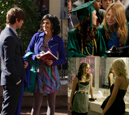 "Gossip Girl Fashion Quiz: Episode 25 ""The Good-Bye Gossip Girl"""
