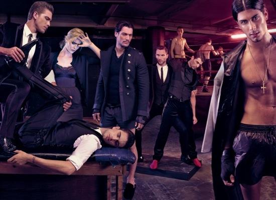 Dolce & Gabbana Fall '09 Mens Ad Campaign