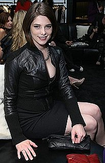 New Moon Actress Ashley Greene at Rock and Republic Party, Michael Kors Clothing in New Moon