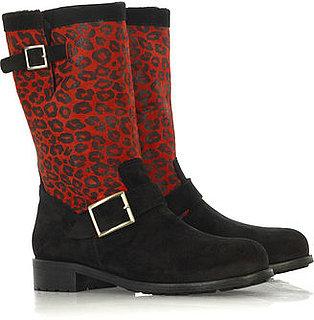 Jimmy Choo Biker Suede Leather Boots: Love It or Hate It?