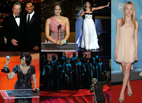 Photos of 2009 NAACP Image Awards Including Halle Berry, Beyonce Knowles, Jennifer Hudson, Dakota Fanning, Will Smith and More