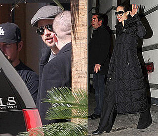 Angelina Bundled Up