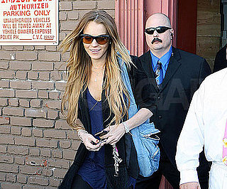 Photo of Lindsay Lohan Out Shopping in LA