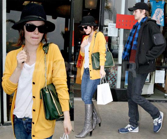 Hayden and Rachel Shop
