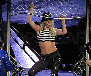 Condensed Sugar: Britney's Circus Comes to Town