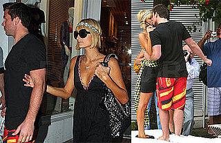 Photos of Paris Hilton and Doug Reinhardt Kissing in Miami, Doug Saying He Wants Mini-Parises One Day